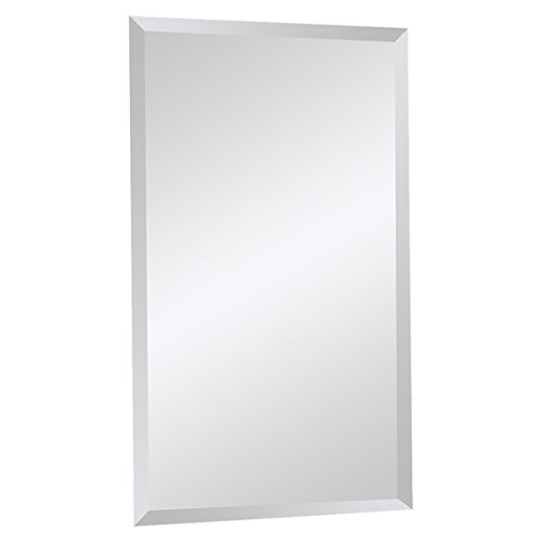 Fancy Glass Rectangular Bevelled Mirror (18inchx24inch)