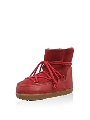 IKKII Botas de invierno (Rojo)