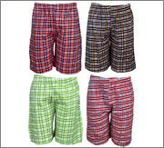 Spictex Boys' Cotton Shorts (Pack Of 4) (SPIC-CT142-PC4-03_Multicolor_8 Years - 9 Years)