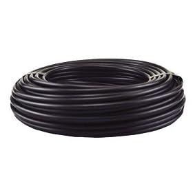 Raindrip #016005P 1/4x50 Black Poly Tubing