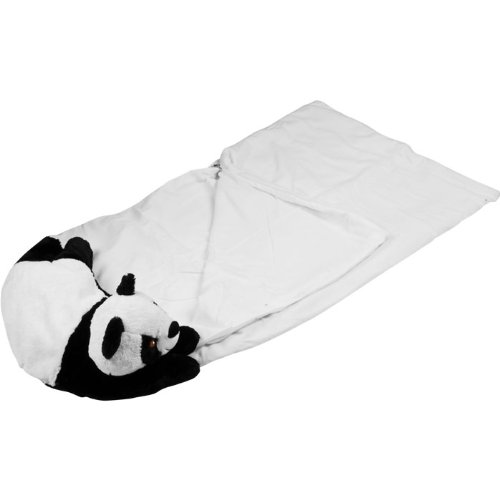 More image NEW Kids Panda Pet Pillow Sleeping Bag Combo by Happy CamperT (New Products)