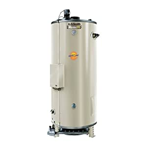 Ao smith btn 310 tank type water heater with commercial for Wrap master model 1500