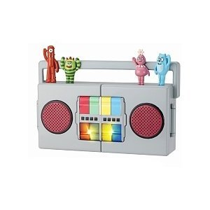 Yo Gabba Gabba Musical Boombox by Blue Box