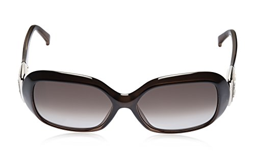 Fendi Fendi Oversized Sunglasses (Coffee) (FS 5127|902|58) (Multicolor)