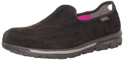Skechers Women's Go Walk Autumn,Chocolate,5.5 M US