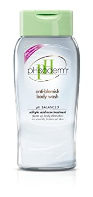 Best Cheap Deal for Phisoderm Anti-Blemish Body Wash, 10-Ounce Bottles (Pack of 3) by pHisoderm - Free 2 Day Shipping Available