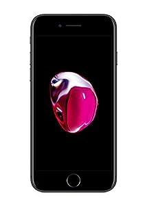 Apple iPhone 7 Smartphone débloqué 4G (Ecran : 4,7 pouces - 32 Go - iOS 10) Noir