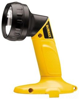 Cheap DEWALT DW908  18-Volt NiCd Pivoting Head Cordless Flashlight