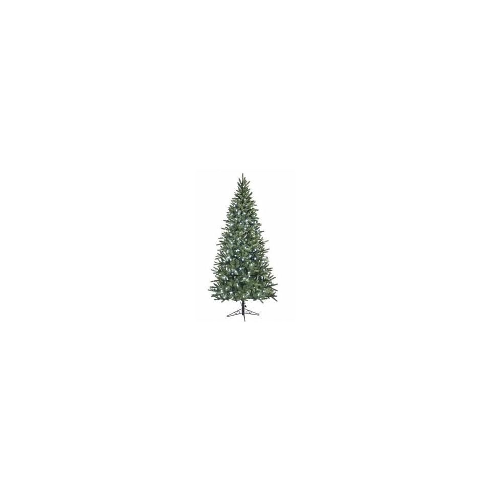 7.5 Premium Pre Lit LED Christmas Tree Lakewood Slim