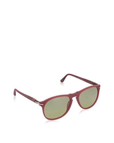 Persol Gafas de Sol 9649S 902183 (55 mm) Granate