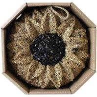 Sunflower Seed Wreath For Feeding All Birds