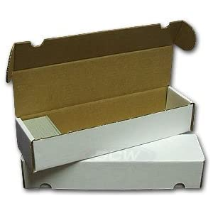 Bcw 800 Count Corrugated Cardboard