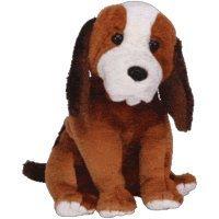 TY Beanie Baby - HOLMES the Dog (BBOM February 2003)
