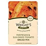 Wright's Baking Parmesan & Sun Dried Tomato Bread Mix 500G