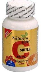 Nature'S Gifts C Shield - Vitamin C + Echinacea & Zinc