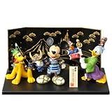 【東京ディズニーリゾート限定】 ミッキー・プルート・ドナルドダックの五月人形 端午の節句 五月人形 こどもの日 5月5日 五月五日
