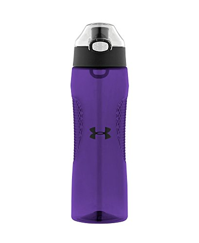 Under Armour Elevate 22 Ounce Tritan Bottle with Flip Top, Pluto