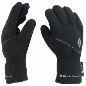 Women-Windweight-Glove-Polartec-Fleecehandschuhe-fr-Damen-Gre-XS-black