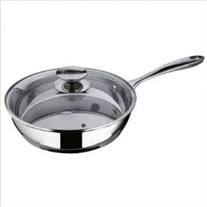 Berndes Injoy 3.5 Quart Saute Pan with Glass Lid