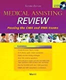 img - for Glencoe Medical Assisting Review (2nd, 05) by Moini, Jahangir - Moini, Jahangir [Paperback (2004)] book / textbook / text book