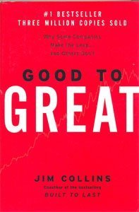 Good to Great: Why Some Companies Make the Leap...And Others Don't by Collins, Jim (2001) Hardcover (Good To Great 2001 compare prices)