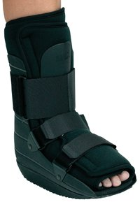 79-95083 Walker Leg/Foot Brace Nextep Contour Shortie Blk Small Short Part# 79-95083 by DJO, Inc Qty of 1 Unit