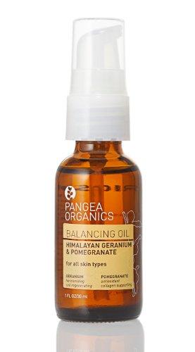 Pangea Organics Balancing Oil - Himalayan Geranium & Pomegranate 30Ml/1Oz