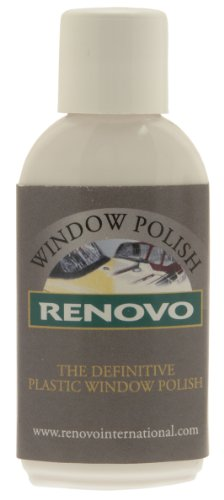 Renovo International RWP501136 Plastic Window Polish 50 ml