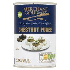 Merchant Gourmet Chestnut Puree 415G
