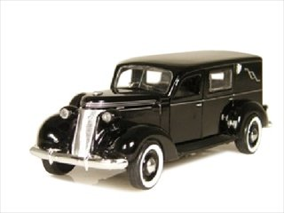 1937 Studebaker Hearse 1/43 by Phoenix Mint 18370 (Hearse Model compare prices)