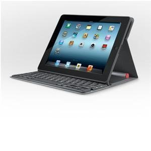 Logitech Solar Keyboard Folio For Ipad (920-003907) -