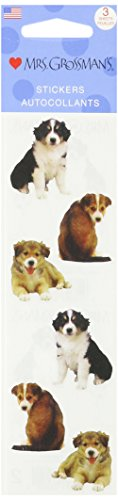 Mrs. Grossman's Stickers-Pups - 1