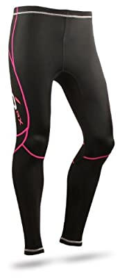 SUB Sports RX Womens Graduated Compression Tights / Pants- Base Layer Leggings