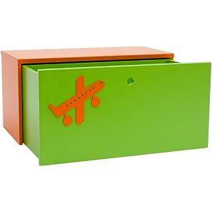 yam&toast Free Range Toybox, Green