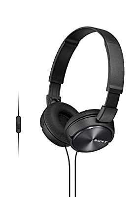 Sony MDRZX310AP Over-Head Headphones with Mic