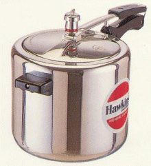 Hawkins 18 Liter Aluminum Pressure Cooker