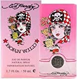 Ed Hardy Born Wild For Women FOR WOMEN by Christian Audigier - 50 ml EDP Spray