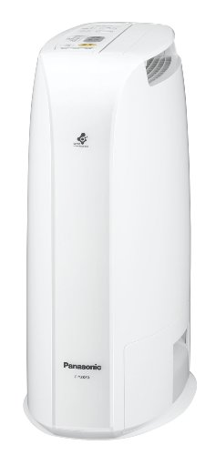 Panasonic 除湿機・除湿乾燥機 デシカント方式除湿乾燥機 ホワイト エコナビ F-YZK60-W