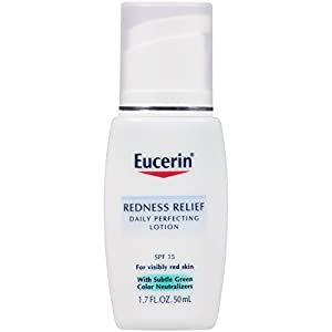 Eucerin Redness Relief Daily Perfecting Lotion, Broad Spectrum SPF 15