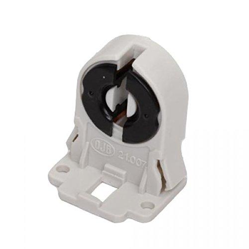 9Pcs Ac100-250V 50/60Hz T8 Fluorescent Light Socket Holder For T8 Led Bracket Lamp