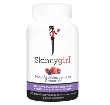 Skinnygirl Weight Management Gummies, 60 Count