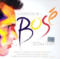 Lo Esencial 3Cds + 1Dvd front-204426