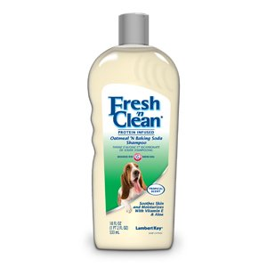 Fresh 'N Clean Oatmeal N Baking Soda Shamp 18oz (Baking Soda Dog Shampoo compare prices)