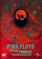 Pink Floyd: Live at the Pompeii: (Director`s Cut) DVD