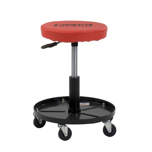 pro-lift-c-3001-pneumatic-chair-with-300-lbs-capacity-black-red