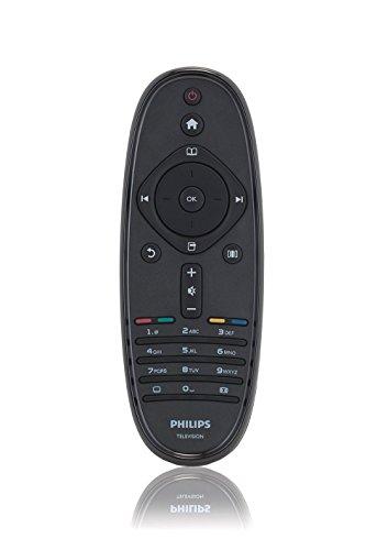 """Original Philips Fernbedienung CRP606/01 Art. 242254902543 für folgende Modelle: 32PFL5605H12, 40PFL5605H12, 42PFL5405H12, 32PFL5405H12, 46PFL5605H, 52PFL5605H12, 46PFL5605H12, 40PFL5605K02, 37PFL5405H60, 37PFL5405H12, 37PFL5405H05, 32PFL5605H05, 32PFL6605H12, 40PFL6605H60, 32PFL3705H12, 40PFL6605H12, 32PFL7605C12, 40PFL6605, 40PFL5705H12, 32PFL3805H12, 42PFL7605C12 und 32PFL6605D78 """"DAVINCI"""""""