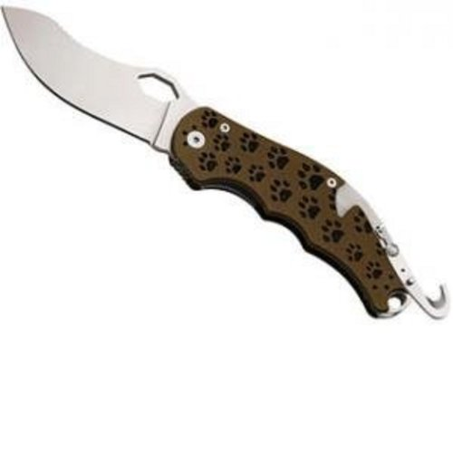 Timberline 6520 Wenger Shimba Folding Gut Hool Knife