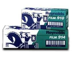 "Reynolds 900 1000' Length X 12"" Width, Pvc Food Wrap Film"