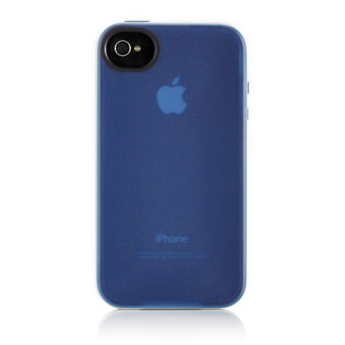 Belkin Essential Case for iPhone 4 and 4S (Blue / White)