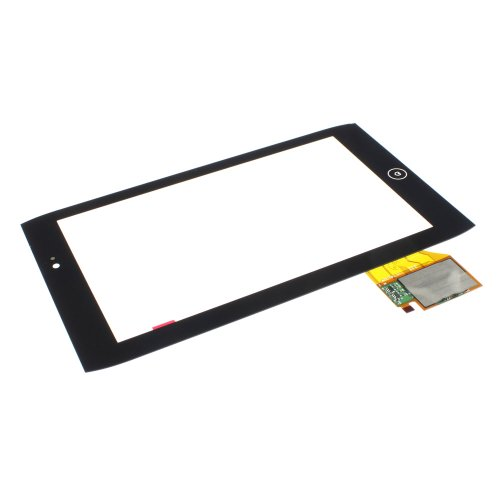 Touch Screen Digitizer Glass Front Panel Touchpad Touchpanel Touchscreen Replacement Repair Parts For Acer Iconia Tab A100 A101 front-236709